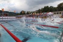 Tivoli Schwimmbad / Schwimmen