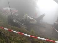 Flugzeugabsturz in Tirol / Cessna Typ 414