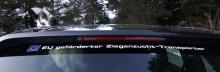 Porsche Cayenne S / Ziegen
