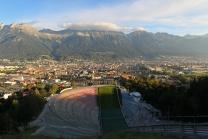 Bergisel Skisprung Stadion / Innsbruck