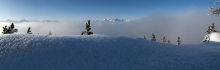 Patscherkofel / Tirol Panorama