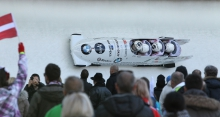 Bob & Skeleton WM 2016 / Innsbruck-Igls