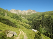 Navistal, Tirol
