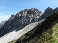 Aufstieg zum Habicht / Tirol