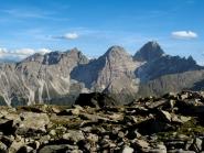 Blick vom Habicht / Tirol