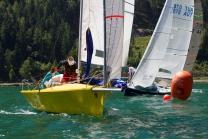 Segeln / UFO22 / Regatta / Achensee