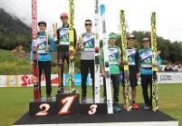 FIS Continentalcup Skispringen / Stams