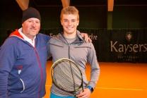 Tennis / Johannes Bangratz