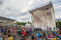 Austria Cup 2017 im Vorstieg / Klettern / Innsbruck