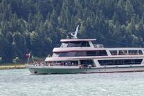 Achenseeschiffahrt MS Stadt Innsbruck