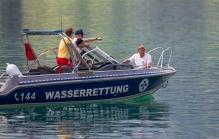Achensee, Tirol / Wasserrettung
