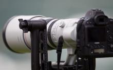 Canon Objektiv / Canon Kamera