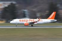 Flughafen Innsbruck / easyJet