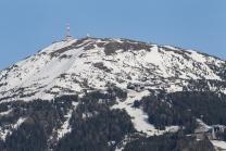 Patscherkofel 2246m, Tirol