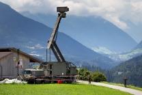 Luftraumüberwachung / Patsch, Tirol
