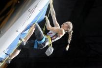 Kletter-WM Innsbruck / Vorstieg Damen