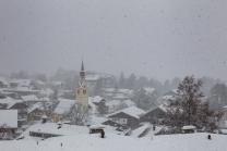 Igls, Innsbruck, Tirol / Winter 2019