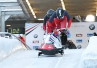 2er Bob Weltcup WC Frauen 2018/19 / Innsbruck-Igls