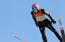 Nordische Ski WM Seefeld 2019 / Skispringen Team Innsbruck