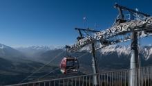 Patscherkofelbahn / Innsbruck, Tirol, Austria