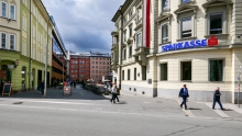 Tiroler Sparkasse, Sparkassenplatz, Innsbruck