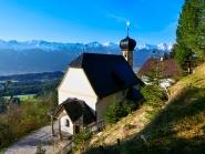 Wallfahrtskirche Heiligwasser / Tirol, Austria