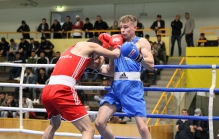 Pound-4-Pound-League / AUT / Nik Khademi - David Pardatscher
