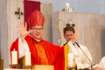 Firmung mit Bischof Hermann Glettler, Innsbruck