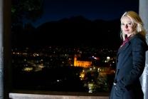 Denise Neher / Bergisel, Innsbruck, Tirol, Austria