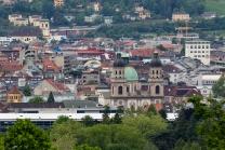 Jesuitenkirche, Universitätskirche, Innsbruck, Tirol, Austria