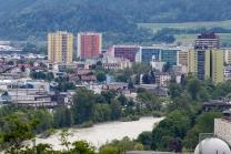 Olympisches Dorf, Innsbruck, Tirol, Austria