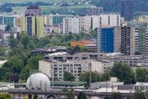 Olympisches Dorf, Reichenau, Innsbruck, Tirol, Austria