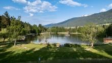 Lanser See, Lans, Tirol, Austria