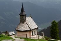 Hauskapelle Zellberg Stüberl / Zellberg, Zillertal, Tirol, Austria