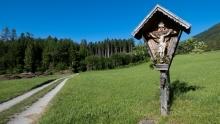 Wegkreuz / Igls, Innsbruck, Tirol, Austria