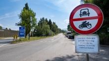 Fahrverbote in Tirol, Austria