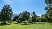Rapoldipark, Innsbruck, Tirol, Austria