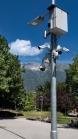 Videoüberwachung, Rapoldipark, Innsbruck, Tirol, Austria
