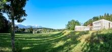 Flüchtlingsheim Haus Liah, Igls, Tirol, Austria