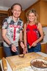 Mario und Christoph kochen / Innsbruck, Tirol, Austria