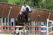 Tiroler Meisterschaft im Springreiten / Igls, Innsbruck