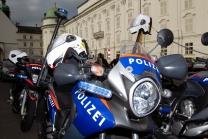 Polizei / Polizeimotorrad