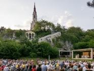 Nachtwallfahrt / Wallfahrtskirche Maria Locherboden, Mötz, Mieminger Plateau