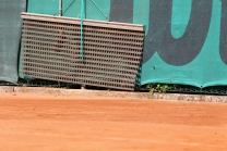 Tennisplatz Abziehmatte