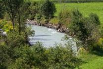 Neustift im Stubaital, Tirol, Austria / Fluss Ruetz