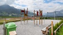 Spielplatz Patsch, Tirol, Austria