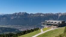 Patscherkofelbahn Bergstation, Igls, Innsbruck, Tirol, Austria