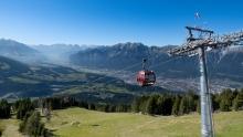 Patscherkofelbahn, Igls, Innsbruck, Tirol, Austria