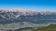Nordkette, Inntal, Tirol, Austria