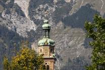 Herz-Jesu-Basilika in Hall in Tirol, Austria